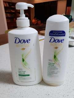 Dove anti hairfall conditioner giveaway