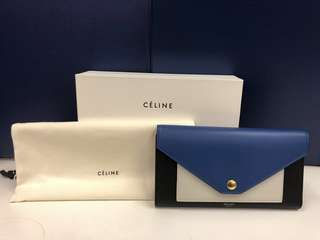 Celine Long Wallet