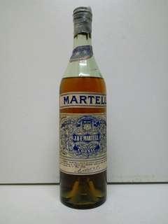 Martell 3-star Spring Cap 1950s