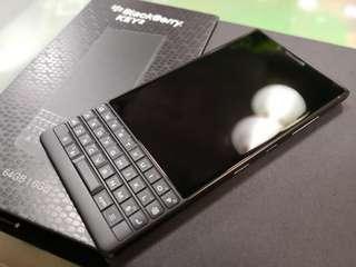 三禾電氣 Blackberry 最新型號 Key2