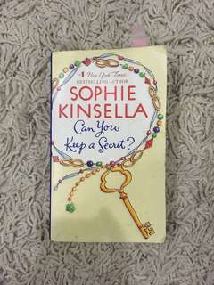Sophie Kinsella Can You Keep A Secret