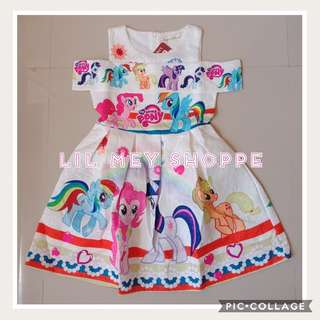 My Little Pony White Dress