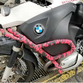 Motorcycle Crash Bar Tapes