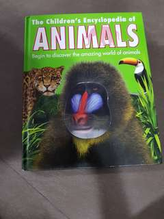 The Children's Encyclopedia of animals