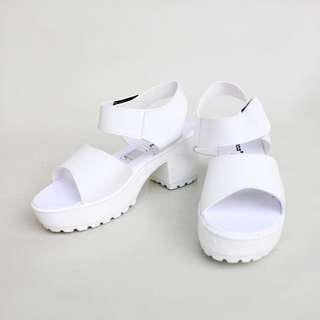Wedges White