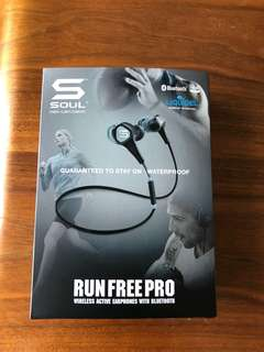 Soul Run Pro Free Bluetooth Earpiece
