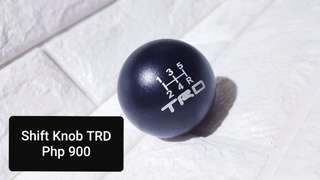 TRD SHIFT KNOB