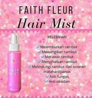 🚚 Faith Fluer Hair Mist