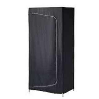 IKEA clothing rack/closet