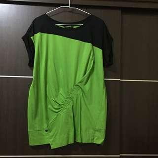 🚚 蘇美燕設計師設計95%棉長版上衣