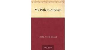 eBook - My Path To Atheism by Annie Wood Besant