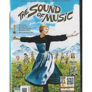 The Sound of Music Movie DVD