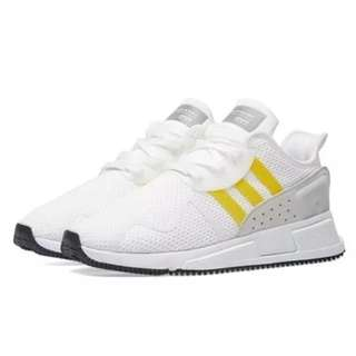 預訂++ADIDAS EQT CUSHION ADV WHITE, YELLOW & SILVER