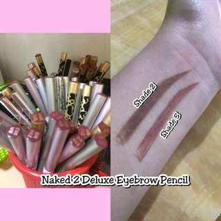 NAKED 2 DELUXE EYEBROW PENCIL