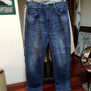 🚚 (特價)Levis 青銅釦 (冠希著用款)牛仔褲