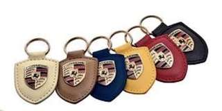 (5色)2018 Offical Porsche keyring