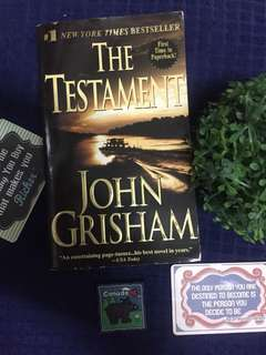 The Testament - John Grisham