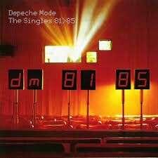 CD Depeche Mode 81 to 85