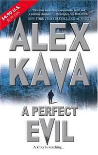eBook - A Perfect Evil by Alex Kava