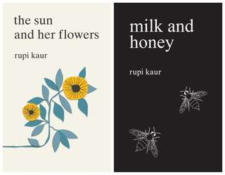 EBOOKS: Rupi Kaur's Milk and Honey & The Sun and Her Flowers)