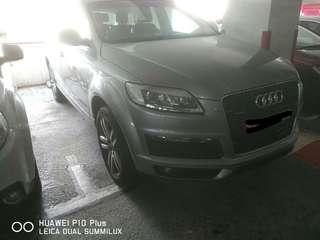 Audi Q7  3.6 cc 2008/09