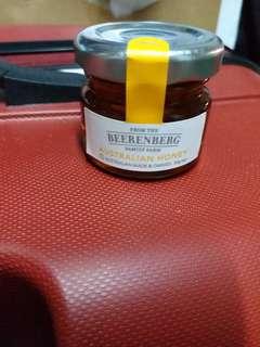 澳洲 Beerenberg 蜜糖 honey 30g x 60樽 (2019年9月到期) 結婚 回禮 candy corner 小禮物