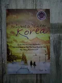 Seri Winter #3: The Last Winter in Korea oleh Rizki De