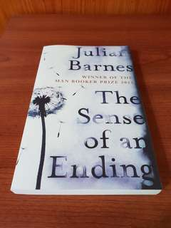 Julian Barnes - The Sense of an Ending