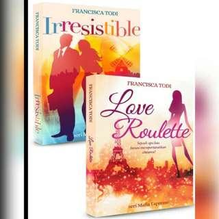 Ebook Irresistible + Love Roulette