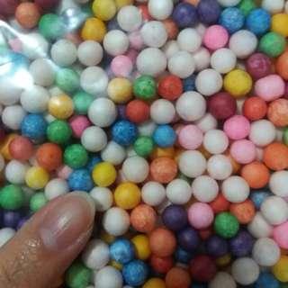 Large Foam Beads