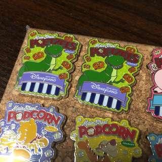 迪士尼徽章 Disney Pin- Toy Story 反斗奇兵 泡泡龍