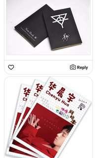 华晨宇notebook