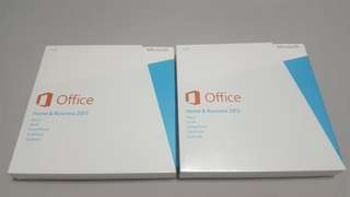Mircosoft Office Home & Business 2013