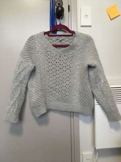 Just Jeans Grey Jumper    S