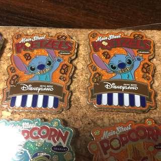 迪士尼徽章 Disney Pin- Stitch 史迪仔