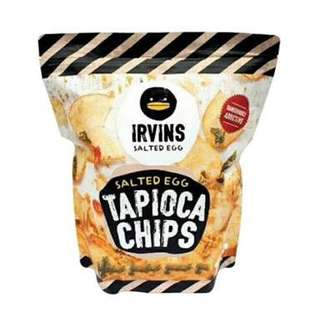 Irvins tapioca chips