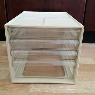 4-tier Documents drawer