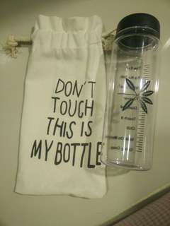 [√] EXO WATER BOTTLE