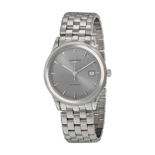 Longines Flagship AUTOMATIC Sunray Silver Women's Watch L4.274.4.72.6