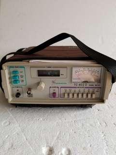 Sadelta TC402D Signal Meter $200