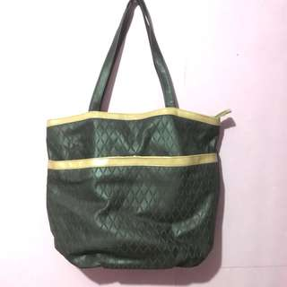 Parisian bag black