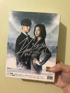 My Love From The Star Signed OST