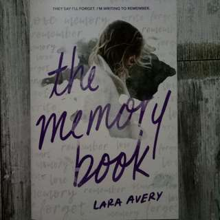 The Memory Book by Lara Avery