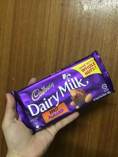 Cadbury Chocolate Bar