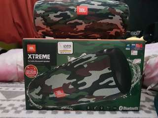 JBL Extreme bluetooth speaker wtt/wts(authentic).