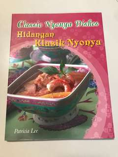 Nonya Recipe book