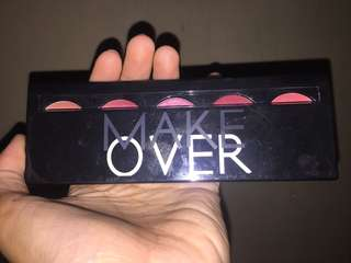 Make Over - Lipstick Palet