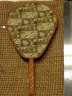 Traditional Batik Theme Hand Fan (New!)