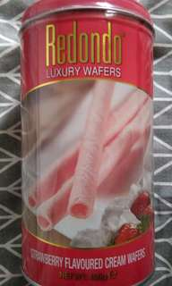 Redondo Luxury wafers