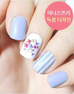 🚚 Dashing diva x Innisfree press on Nail/ Stickers/ Manicure